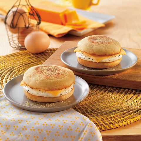 Dunkin' Egg White Veggie Flatbread