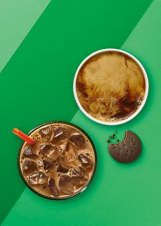 Dunkin Donuts Is Bringing Back Girl Scout Cookie Coffee ...