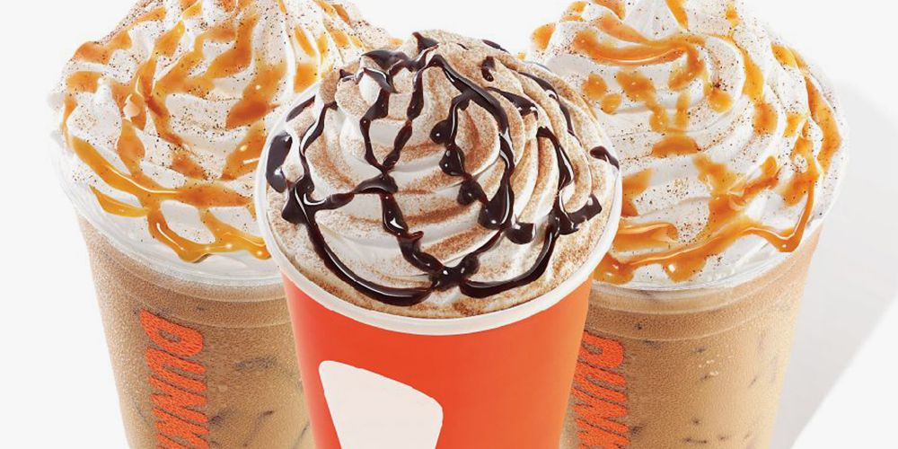 Dunkin Just Released 3 New Signature Lattes Including