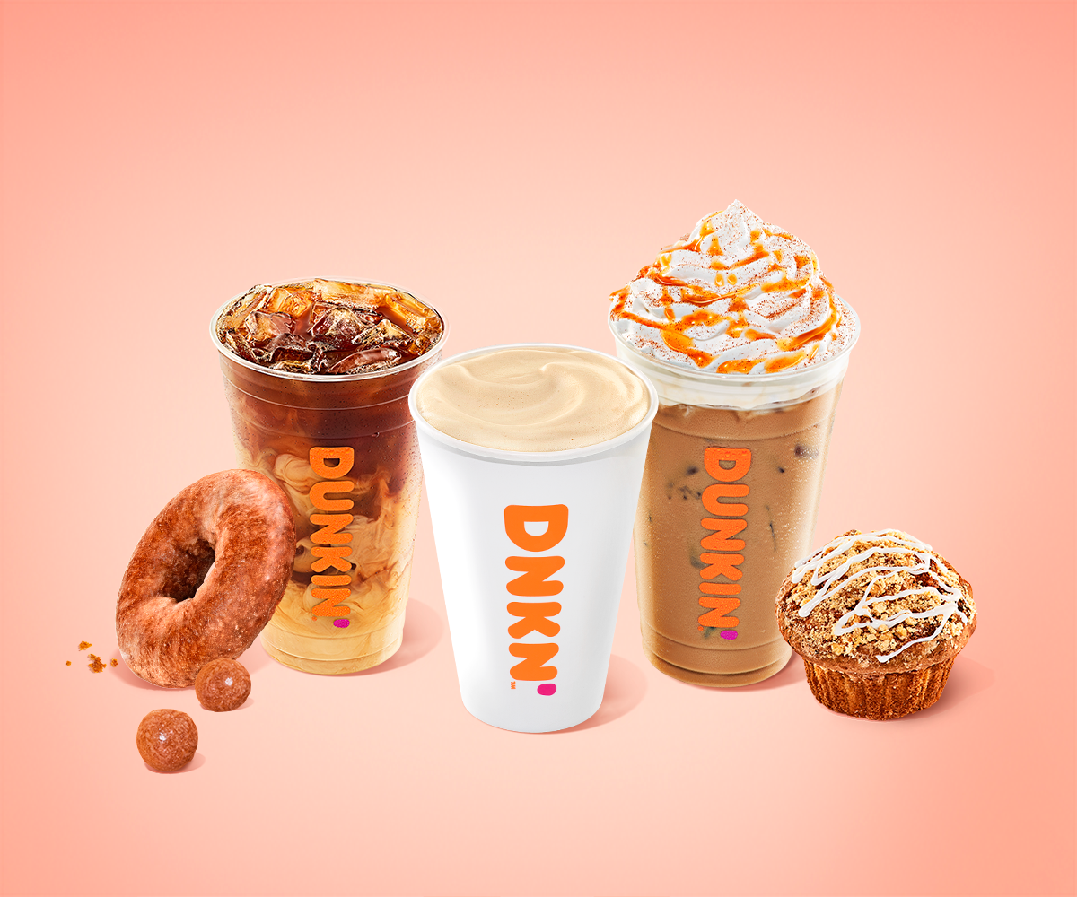 Dunkin Christmas Hours 2020 Dunkin's 2020 Fall Line Up Is Here And It's Beautiful