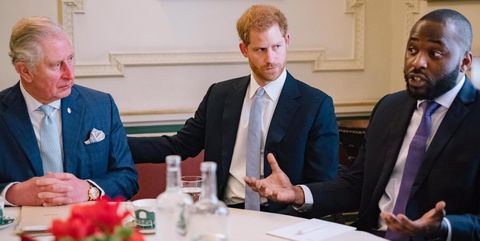prince charles prince harry princes trust clarence house