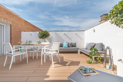 Dúplex con terraza en Castellón