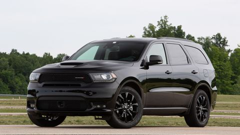 Dodge Latest Models >> New Dodge Vehicles Models And Prices Car And Driver