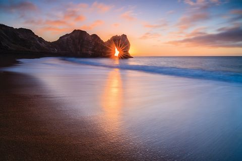 Durdle Door, Dorset. Mark Bauer