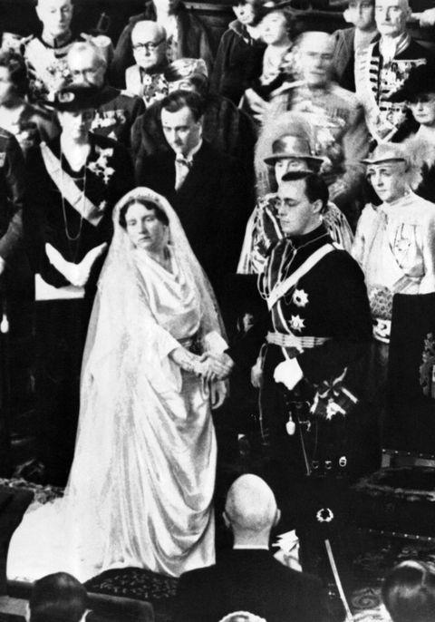 princess juliana and prince bernhard's wedding