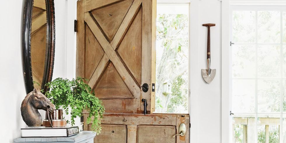 20 Charming Dutch Doors Exterior And Interior Half Door