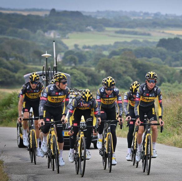 cycling tour de france 2021 preparations thursday