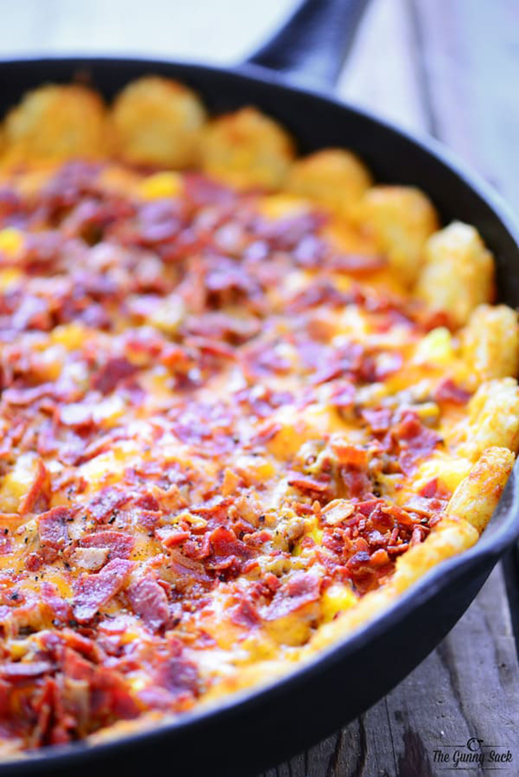 dutch oven camping recipes tater tots