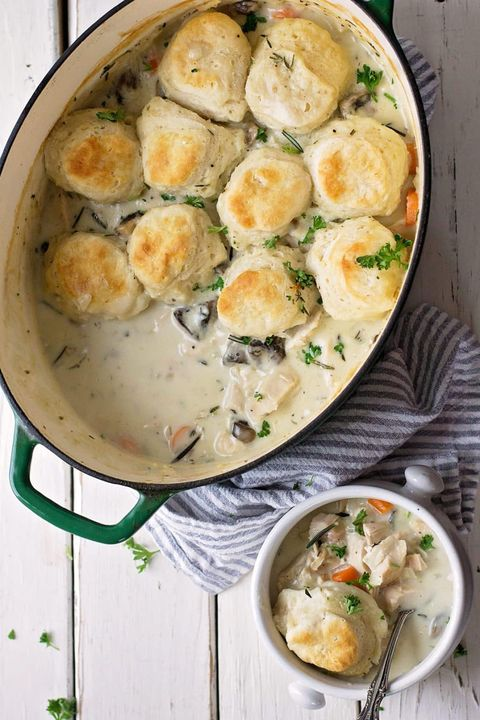 dutch oven chicken recipes