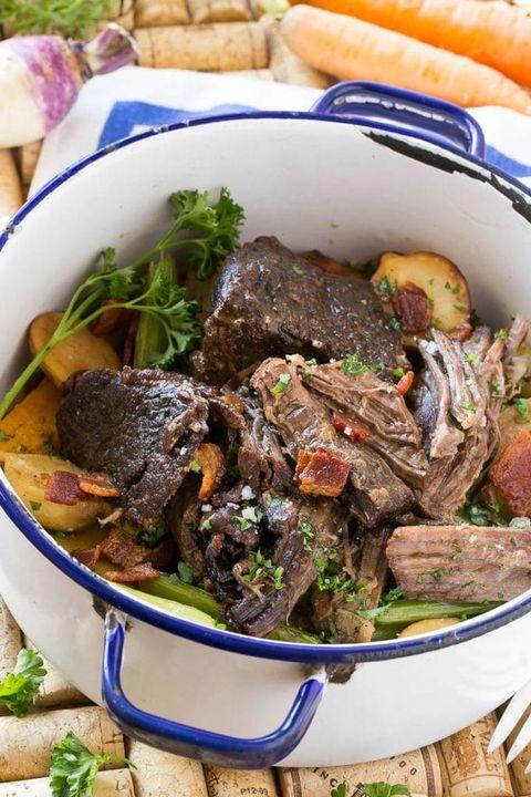 dutch oven recipes pot roast