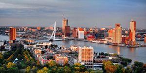 Duurste huis van Nederland staat in Rotterdam