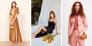 Duurzame kleding van de merkenReformation, Christy Dawn, Kerber.