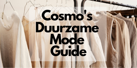 alles wat je moet weten over eco fashion, duurzame mode, slow fashion, circulaire mode en meer.