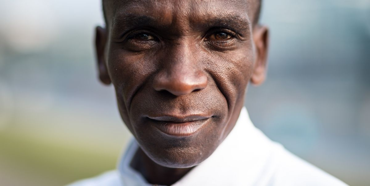 Can Eliud Kipchoge Break 2 Hours?