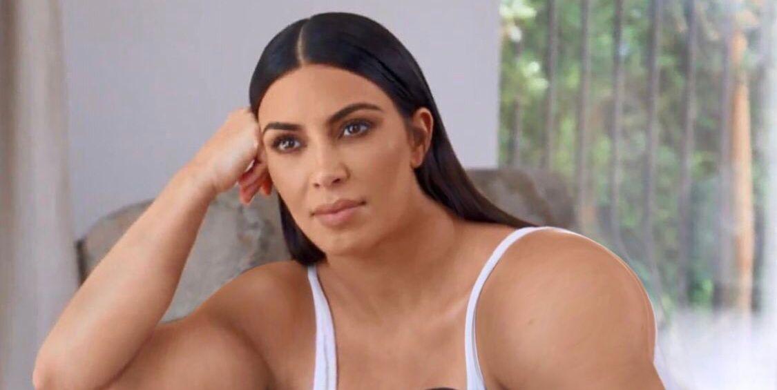 Buff Kim Kardashian Is the Best Kim Kardashian Meme