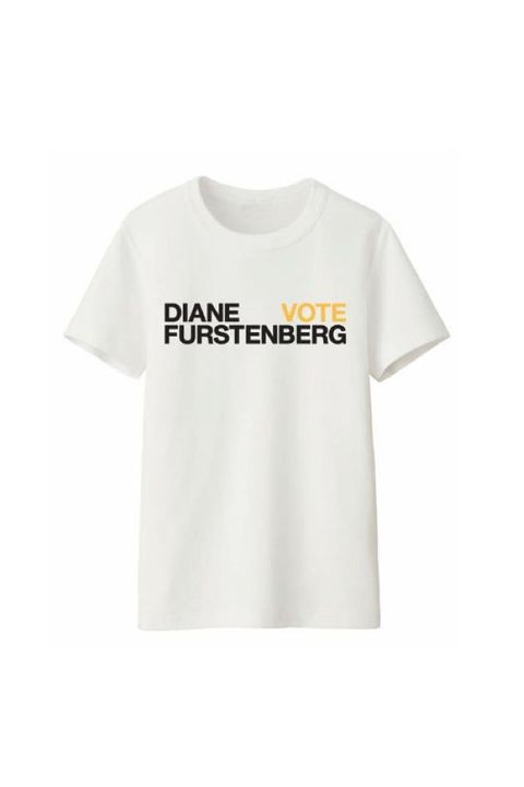 T-shirt, White, Clothing, Sleeve, Product, Text, Top, Yellow, Active shirt, Font,