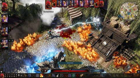 Action-adventure game, Strategy video game, Pc game, Games, Video game software, Technology, Screenshot, Mythology, Event, Adventure game,