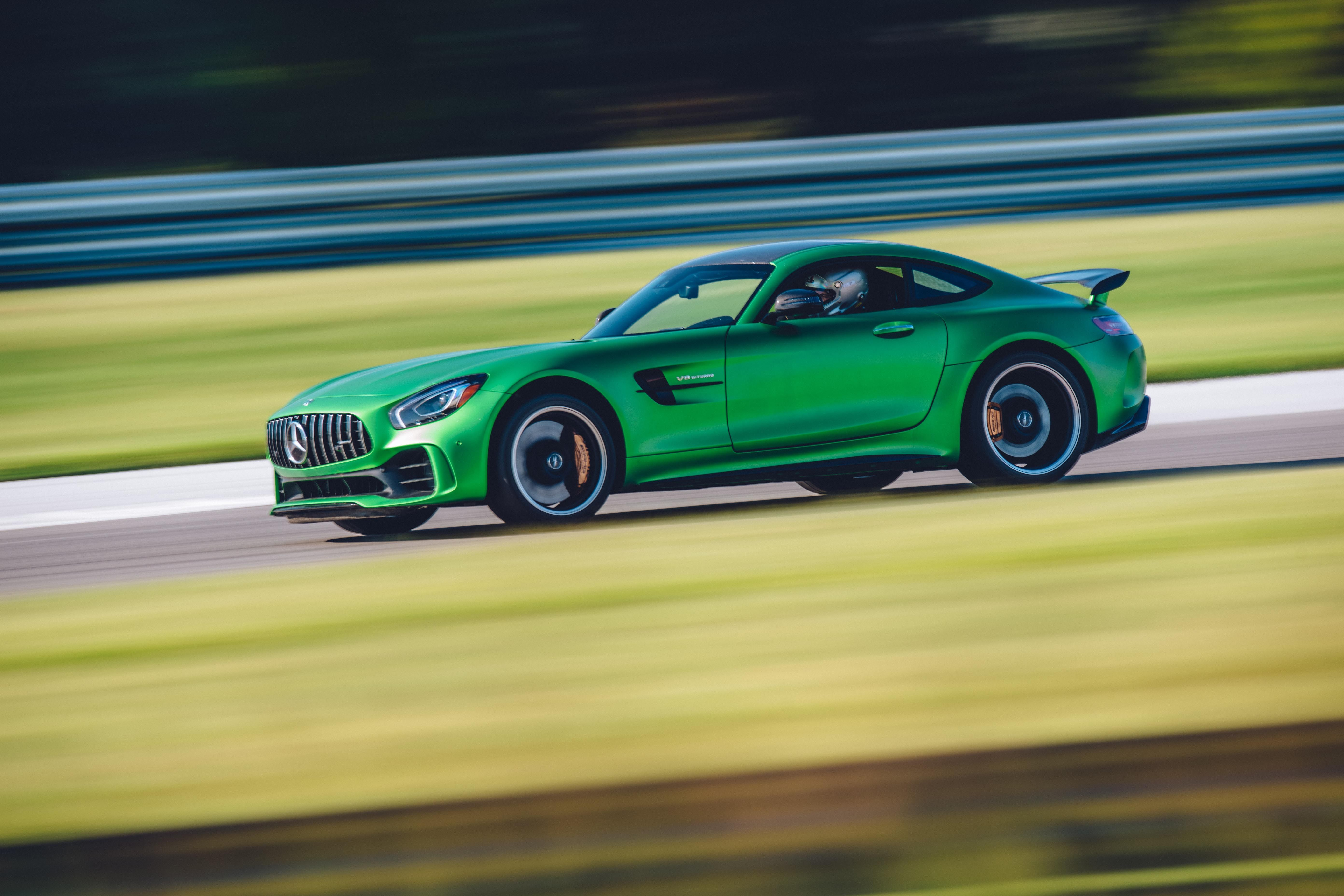 Mercedes Amg Gt R Where Electronics Make The Quickest Driver Even