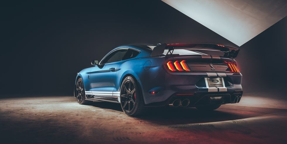 2020 Ford Mustang Shelby Gt500 All The Engineering Details