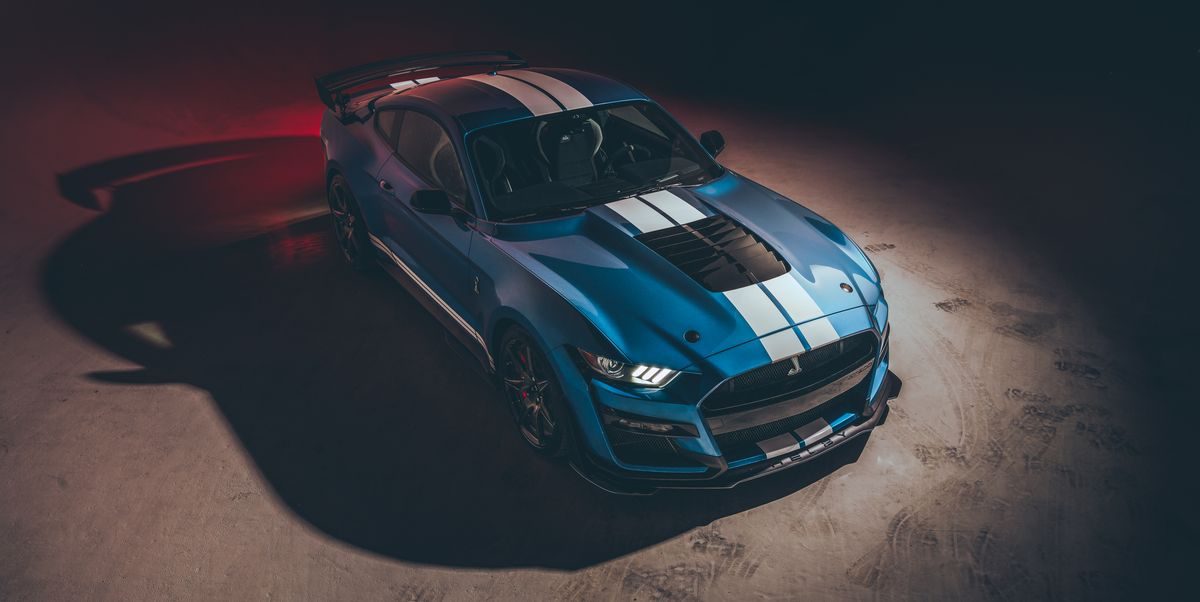 Car Auction Apps >> 2020 Mustang Shelby GT500 Horsepower and Torque - 760 HP, 625 Lb-Ft