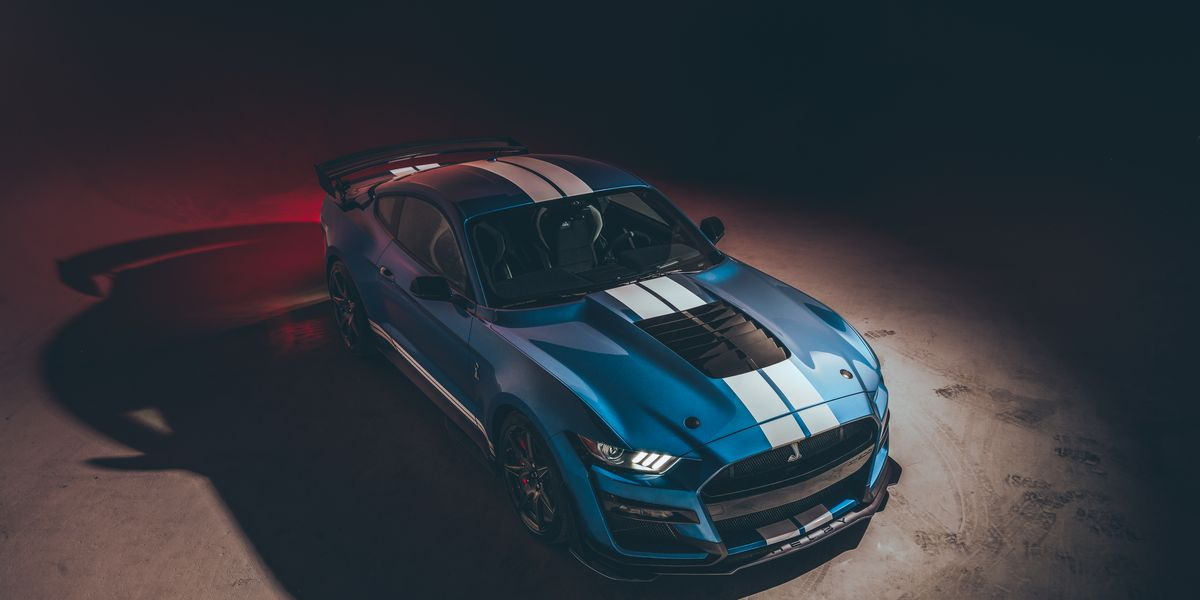 Shelby Mustang GT500 and Mid-Engine Corvette Gearbox - Ford and Chevy Supercars Sharing Parts