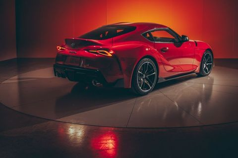 2020 Toyota Supra Everything We Know