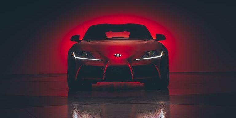 75438d5a8f91 2020 Toyota Supra Debuts at Detroit Auto Show