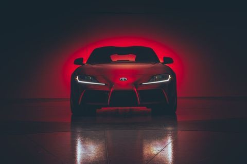 New 2020 Toyota Supra Takes The Stage In Detroit Carfax