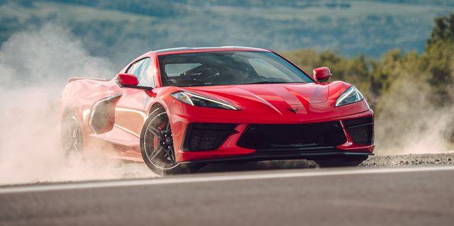 2020 chevy corvette z51 c8 mid engine road  track test