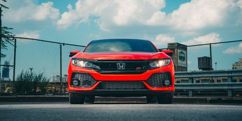 2017 Honda Civic Si A Crisp Performance Car For The People