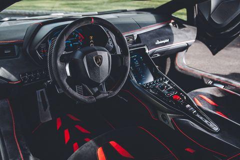 Lamborghini Centenario First Drive
