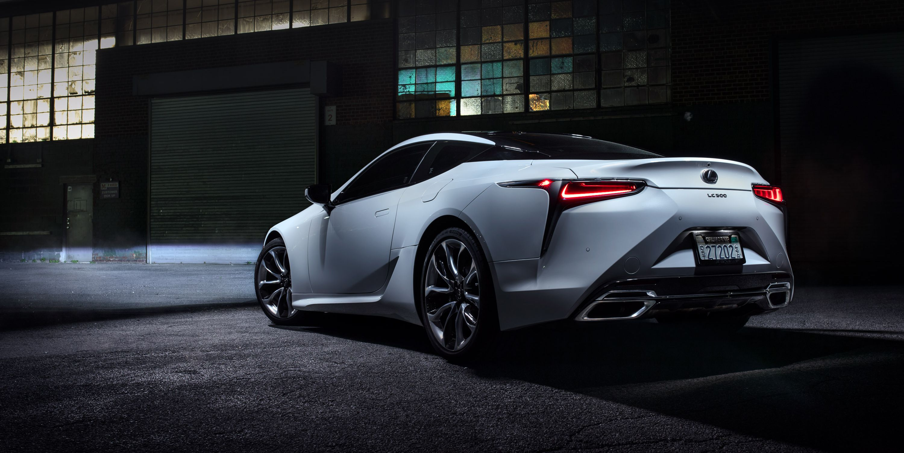 Why The Lexus Lc500 Is The Perfect Halo Car