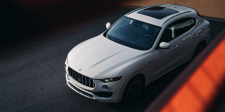 What You Learn After Driving The 2017 Maserati Levante S