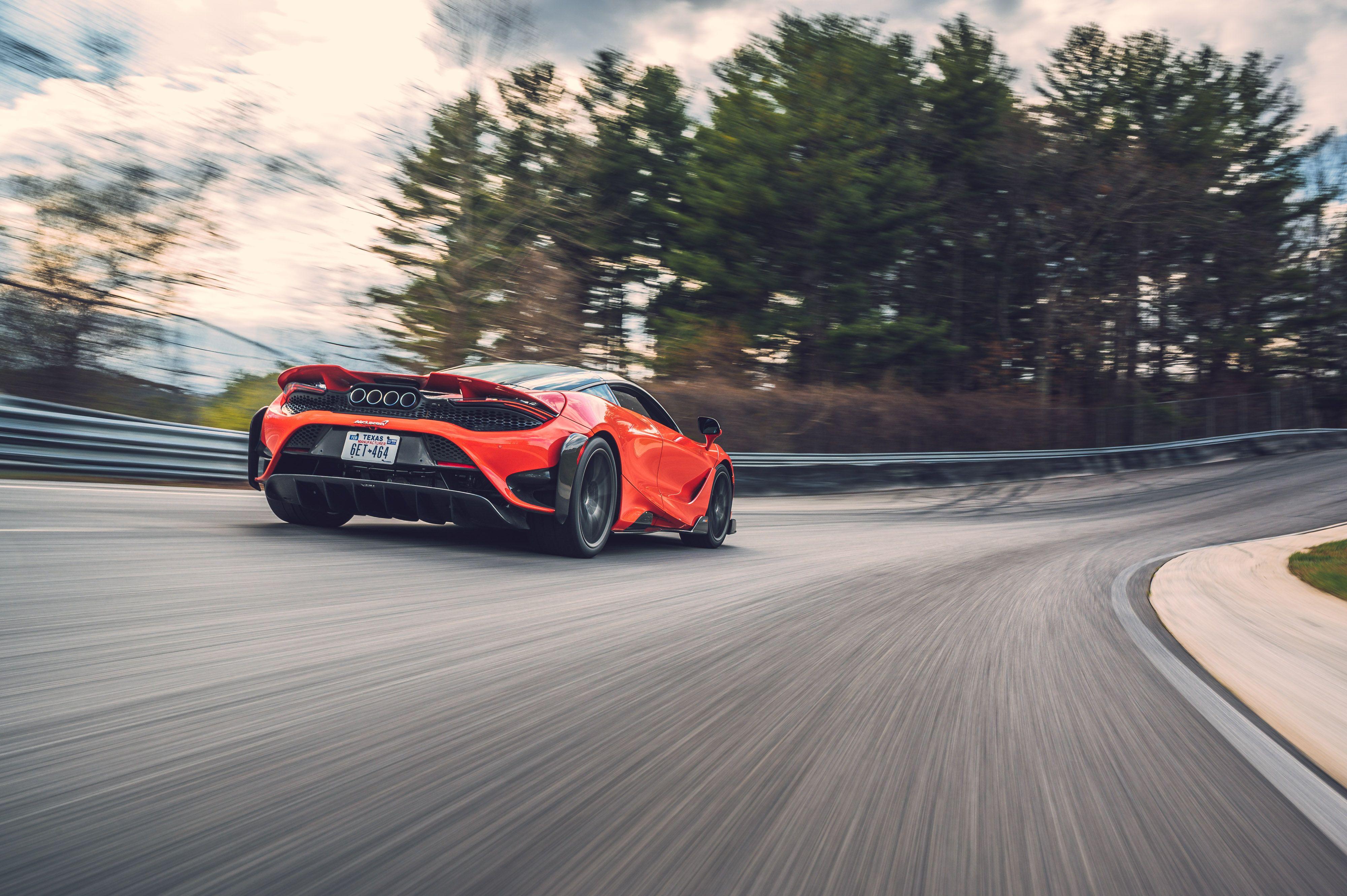 The McLaren 765LT Is Ballistic