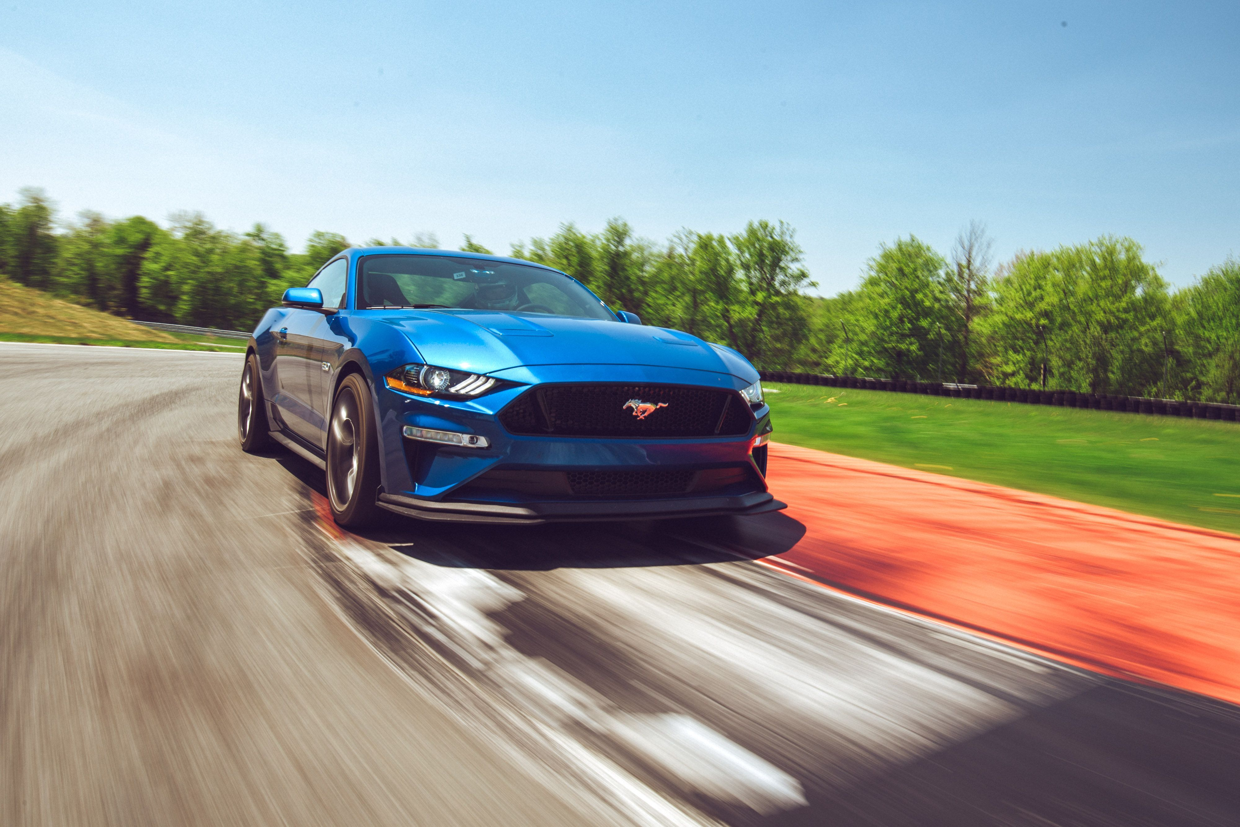 The ford mustang performance pack two is what happens when you let engineers tinker