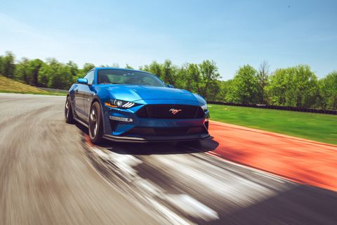 Ford Mustang Performance Pack Level Two Review - New Ford