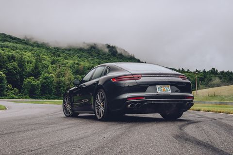 What You Learn After Driving The Porsche Panamera Turbo