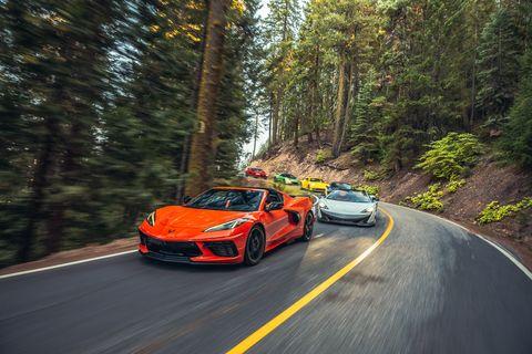 Land vehicle, Vehicle, Car, Supercar, Automotive design, Performance car, Sports car, Luxury vehicle, Mode of transport, Road,