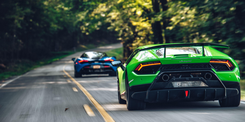 Lamborghini 0 60 time