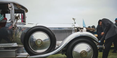 Land vehicle, Vehicle, Vintage car, Classic, Antique car, Car, Classic car, Coupé, Rolls-royce, Sedan,