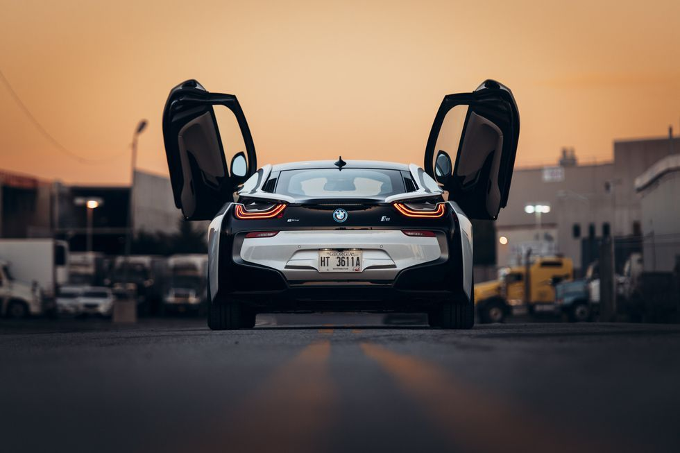 Is The Bmw I8 Still Impressive