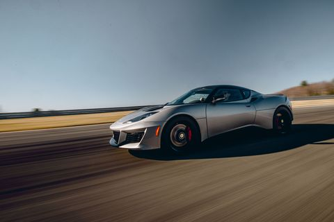 Lotus Will Debut a New Sports Car Next Year