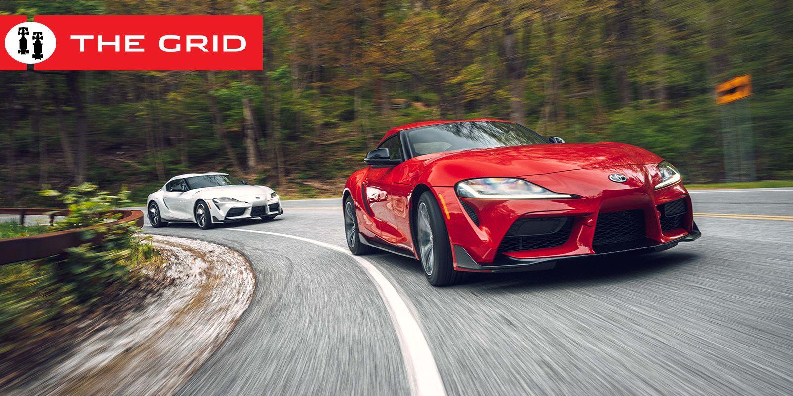 Kelebihan Bmw Z4 Toyota Supra Top Model Tahun Ini
