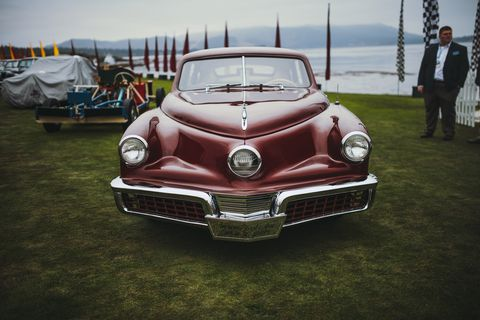Tucker 48 Pebble Beach