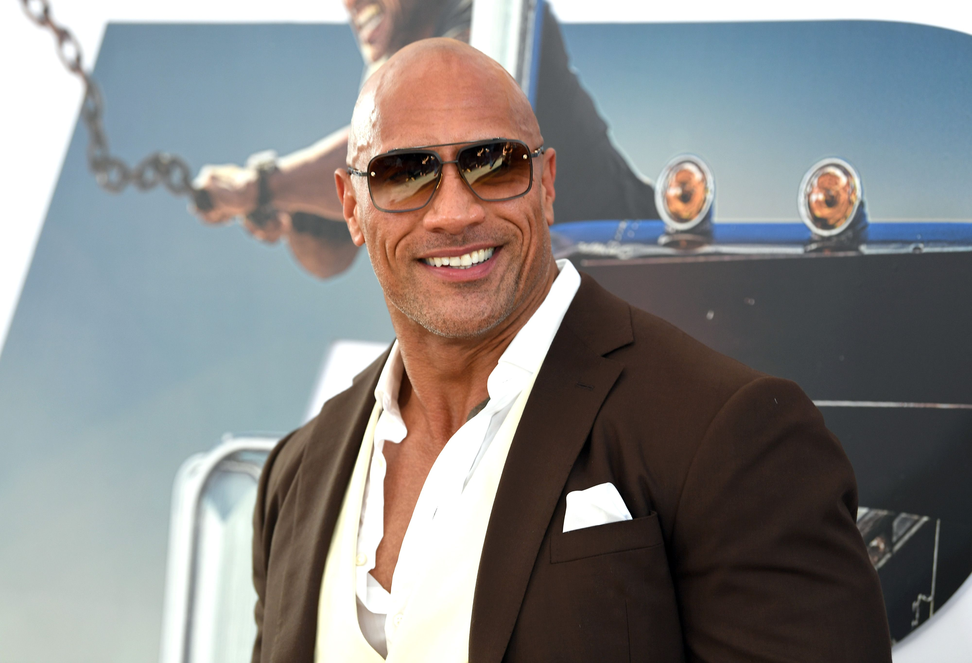 The Rock Surprised Everyone and Got Married