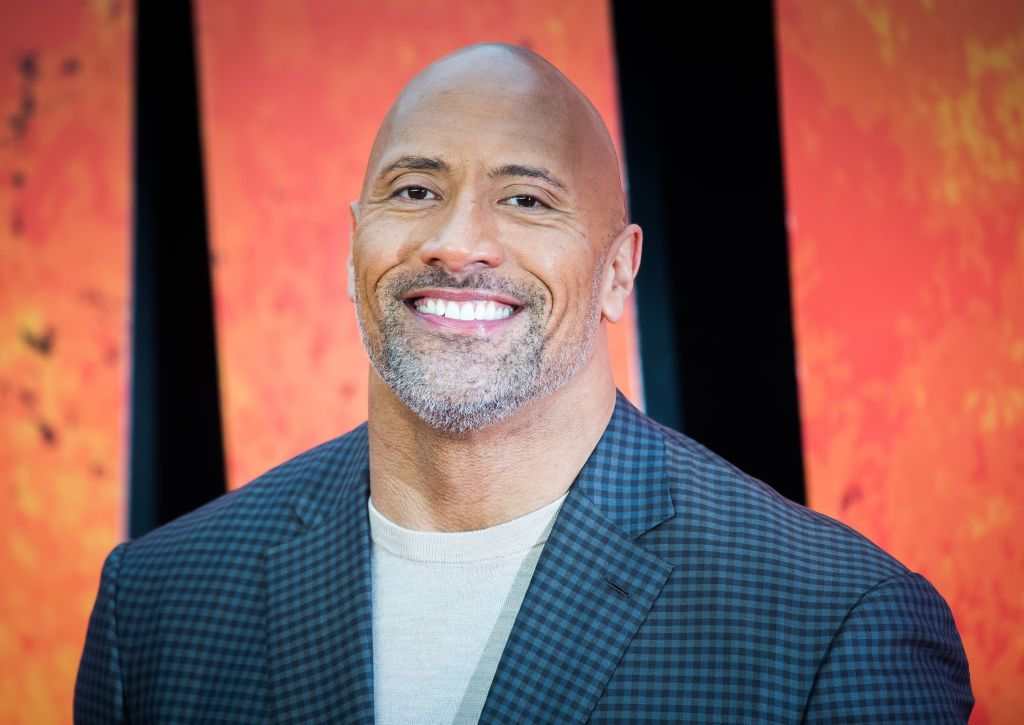 The Rock Just Shared His Latest Epic Cheat Day Meal on Instagram