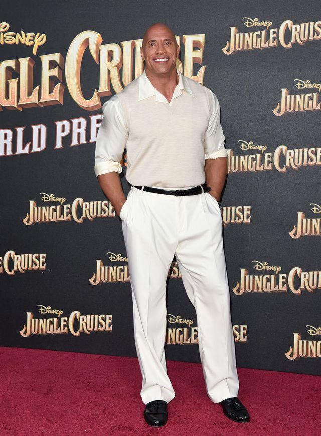 "world premiere of disney's ""jungle cruise""   arrivals"