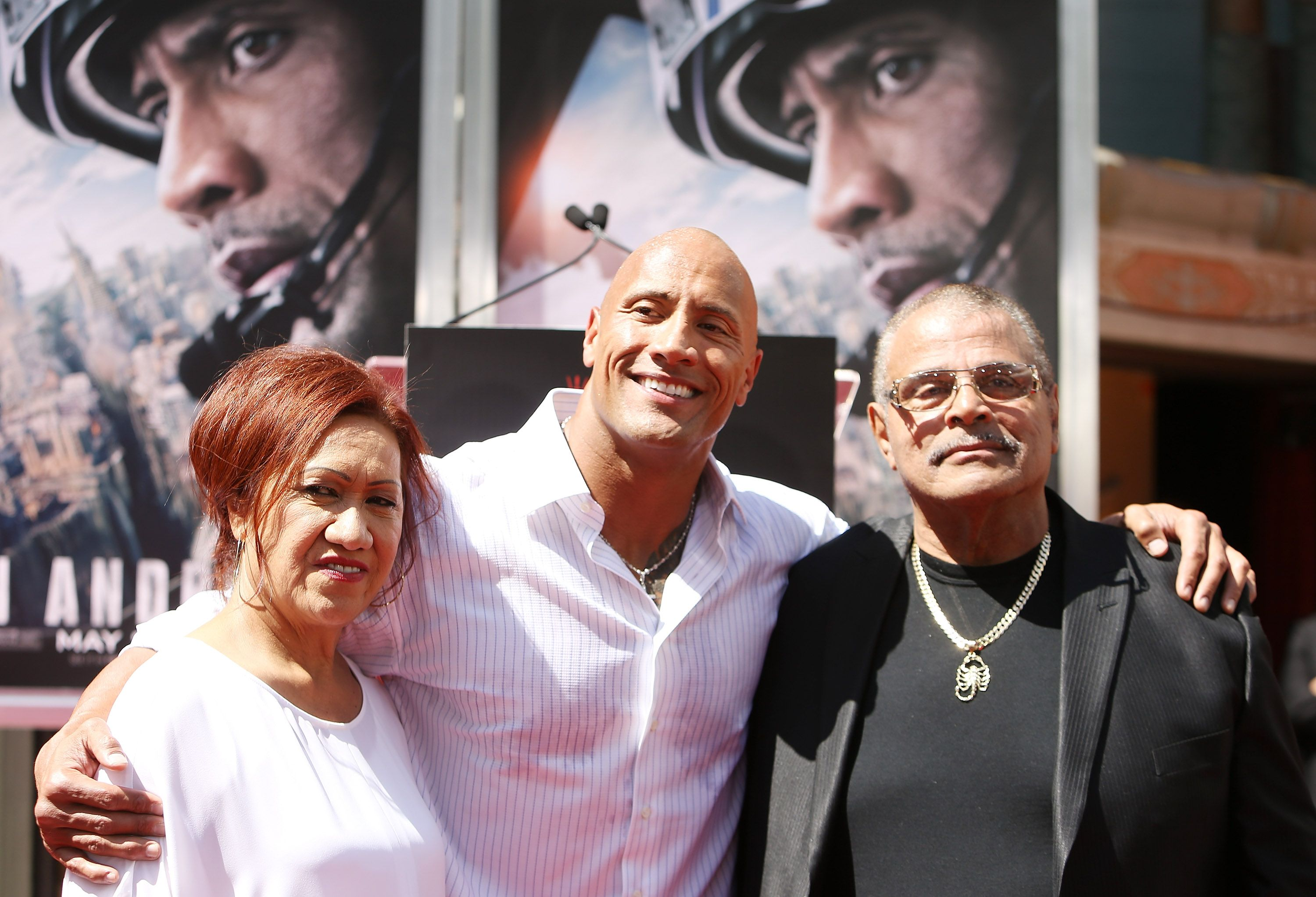 The Rock's Father, Wrestling Legend Rocky Johnson, Has Died at the Age of 75
