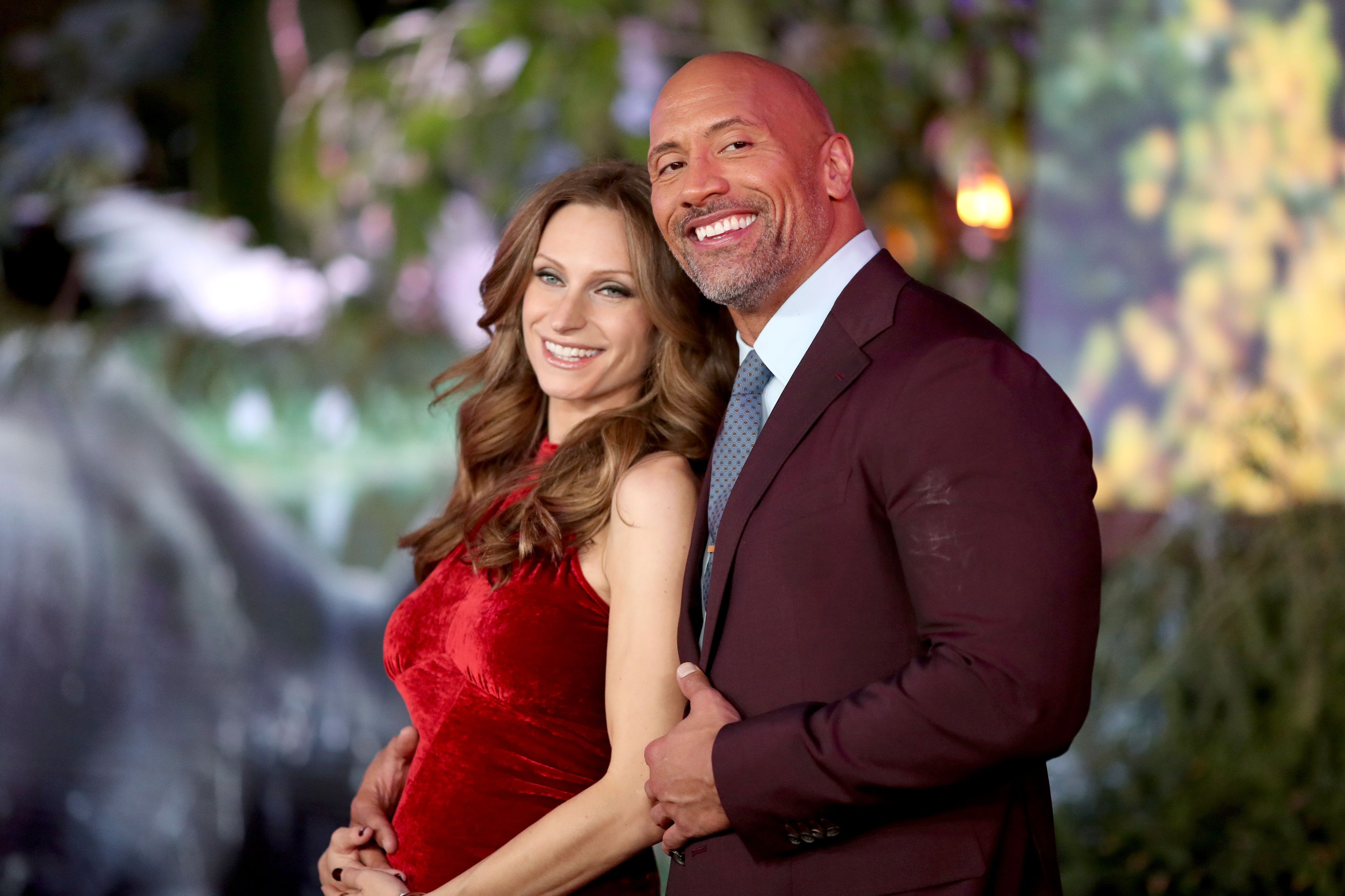 Dwayne The Rock Johnson Shared the Sweetest First Photo of His New Daughter forecasting