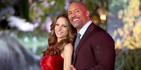 Dwayne The Rock Johnson S Girlfriend Gave Birth And He